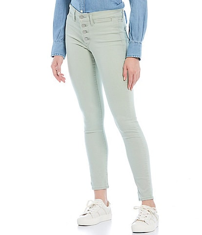 Levi's® 311 Shaping Skinny Exposed Button Fly Twill Jeans