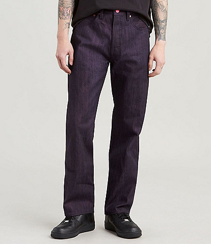 Levi's® 501 Original Shrink-to-Fit Neon Jeans