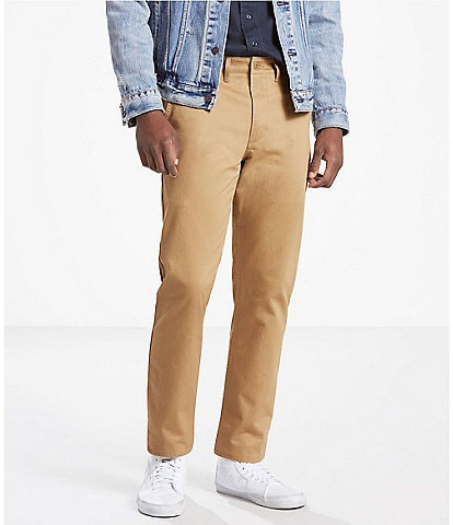 Levi's® 502 Regular Tapered Fit Stretch Twill Jeans