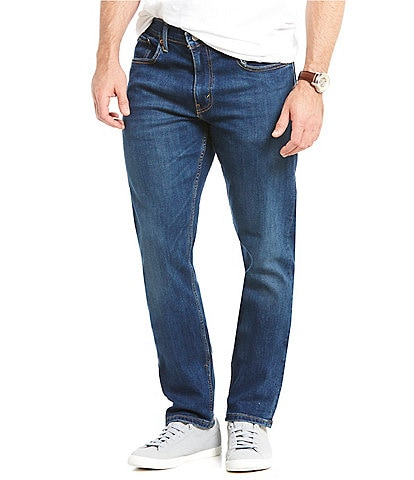 Levi's® Big & Tall 502 Regular-Fit Tapered Stretch Jeans
