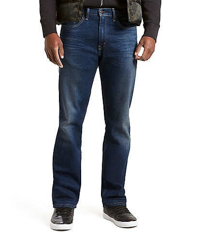 Levi's® 505 LEVIS® FLEX Regular-Fit Straight Leg Jeans
