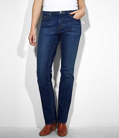 Levi's® 505 Straight Leg Jeans