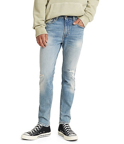 Levi's® 510™ Skinny Fit Destructed Stretch Jeans