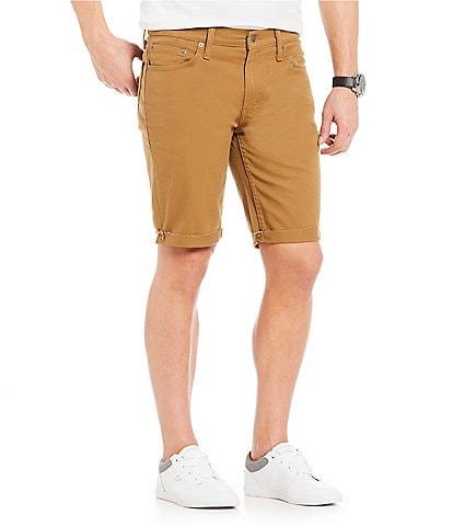 Levi's® 511 Slim Fit Cut Off 12#double; Inseam Jean Shorts