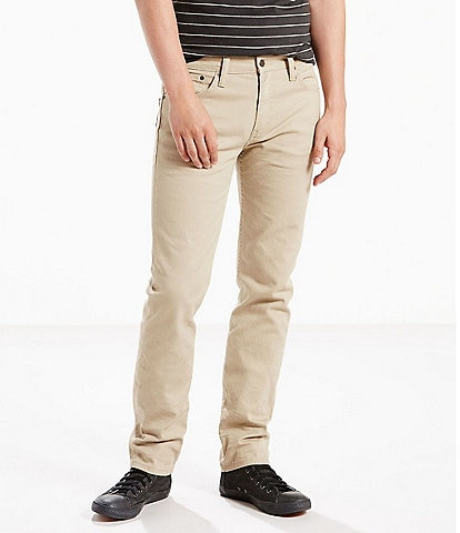 Levi's® 511 Slim-Fit Stretch Twill Chino Pants