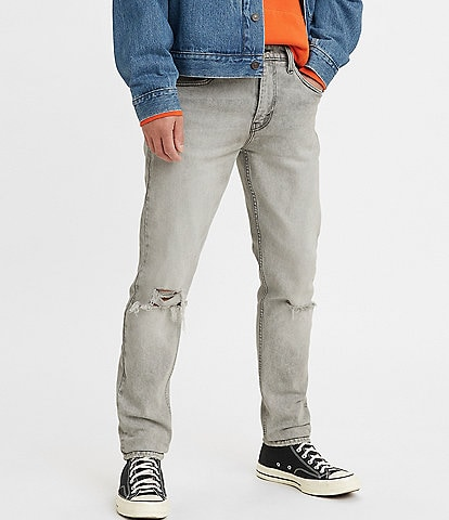 Levi's® 512 Slim Taper Fit Destructed Stretch Jeans