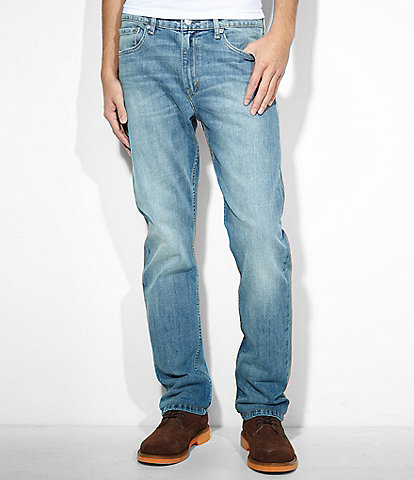 Levi's® 513 Slim Straight Fit Jeans