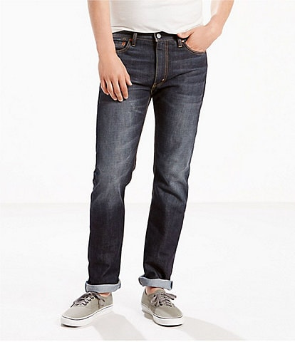 Levi's® 513 Slim-Straight Stretch Jeans