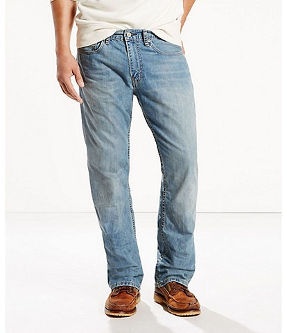 Levi's® Big & Tall 559 Relaxed Clean Straight Jeans