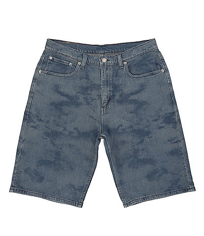 Levi's® 569™ Loose Straight-Fit 12 1/2#double; Inseam Denim Jean Shorts