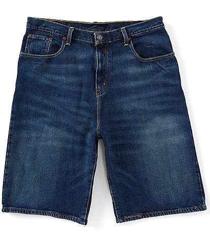 Levi's® 569 Loose Straight-Fit Denim Shorts