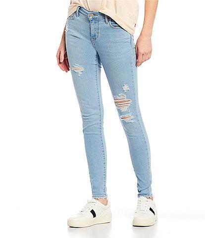Levi's® 710 Super Skinny Light Wash Jeans