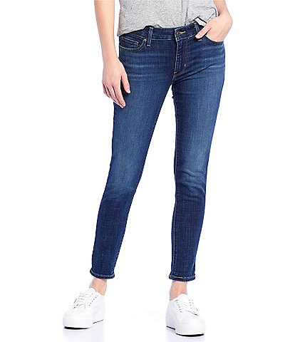 Levi's 711 Ankle Skinny Jeans