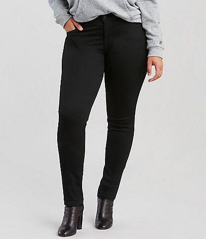 Levi's® 711 Plus Size Stretch Skinny Jeans