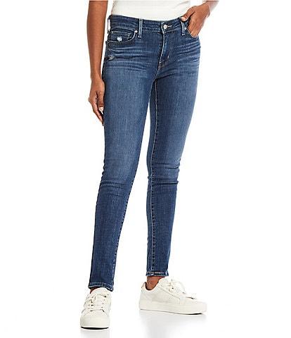 Levi's® 711 Mid Rise Skinny Jeans
