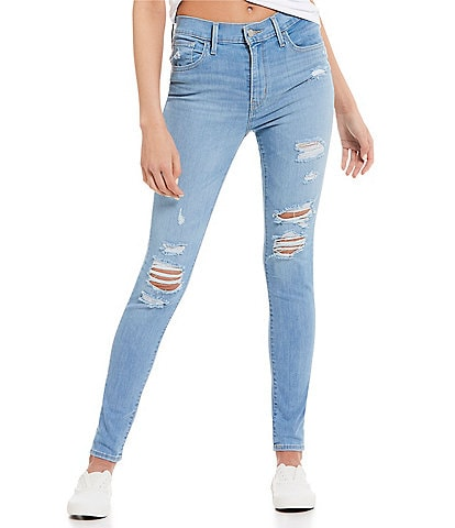 be39a3c9 Levi's® 720 High Rise Super Skinny Jeans