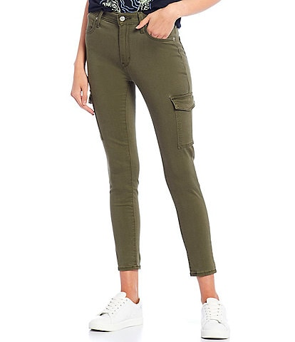 Levi's® 721 High Rise Utility Ankle Skinny Pants