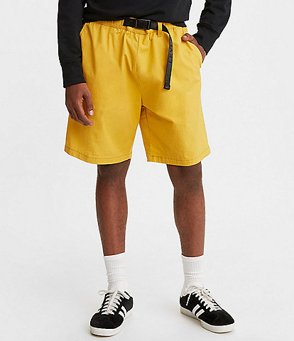 Levi's® 8#double; Inseam Ripstop Belted Utility Shorts
