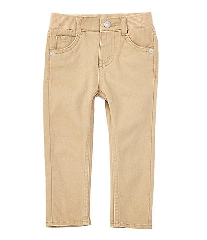 Levi's® Baby Boys 12-24 Months Pull-On Twill Skinny-Fit Pants