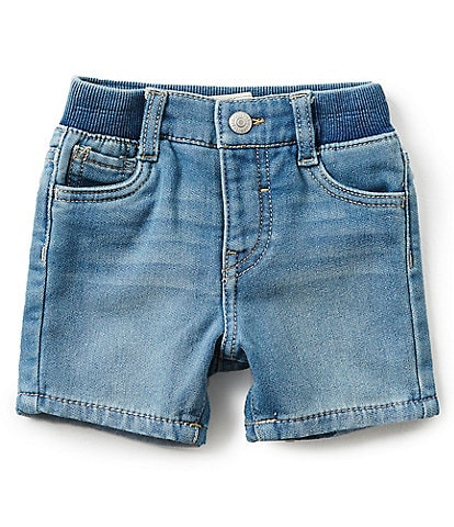 Levi's® Baby 3-24 Months Denim Knit Shorts