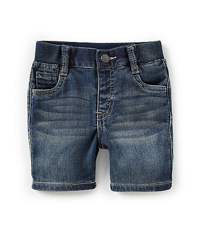 Levi's® Baby Boys 3-24 Months Denim Knit Shorts