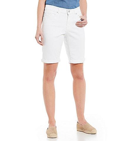 Levi's® Bermuda Cuffed Hem Shorts