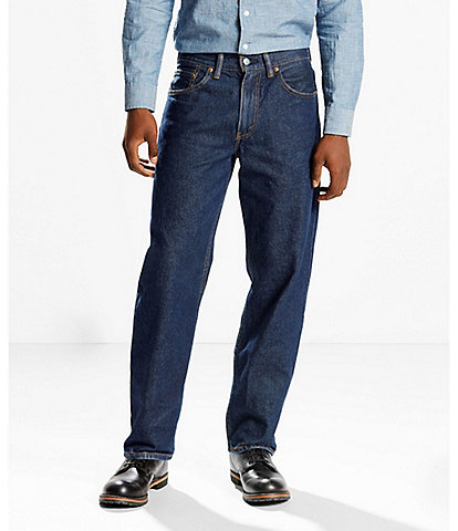 Levi's® Big & Tall 550 Relaxed-Fit Rigid Jeans
