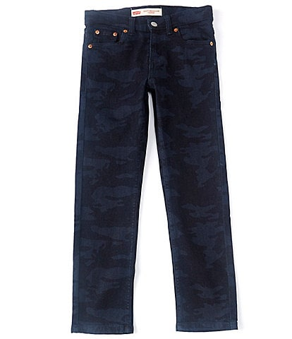 Levi's® Big Boys 8-20 502 Camo Tapered-Fit Jeans