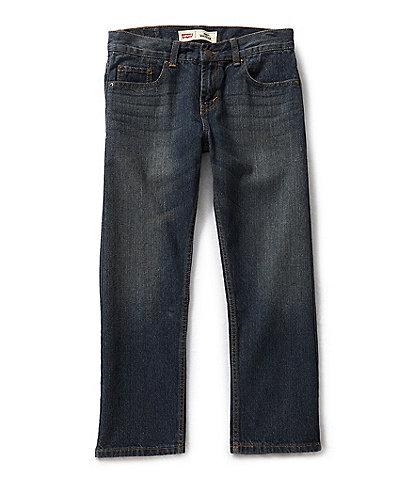 Levi's® Big Boys 8-20 505 Slim-Fit Regular Jeans