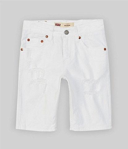 Levi's® Big Boys 8-20 511™ Slim Fit Denim Shorts