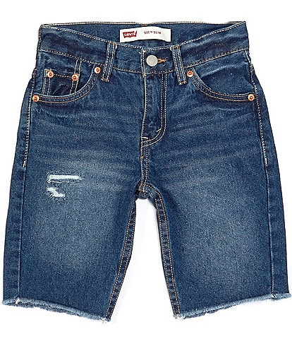 Levi's® Big Boys 8-20 511™ Slim Fit Denim Shorts