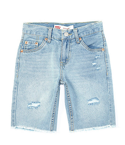 Levi's® Big Boys 8-20 511 Slim Fit Denim Shorts