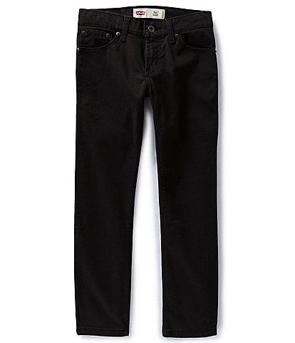 Levi's® Big Boys 8-20 511 Sueded Slim-Fit Pants