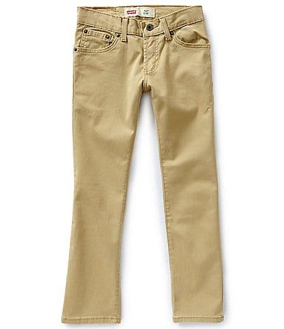 Levi's® Big Boys 8-20 511 Sueded Slim-Fit Pants