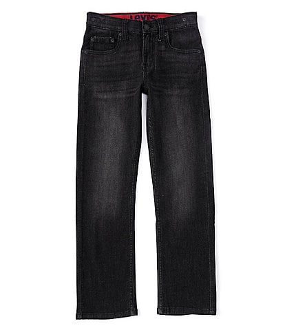 Levi's® Big Boys 8-20 514™ Straight-Fit Flex Stretch Jeans