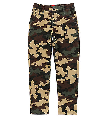 Levi's® Big Boys 8-20 Camouflage-Printed XX Chino EZ Pants