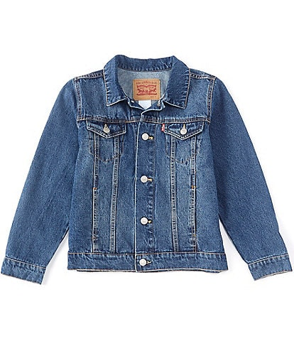 Levi's® Big Boys 8-20 Denim Trucker Jacket