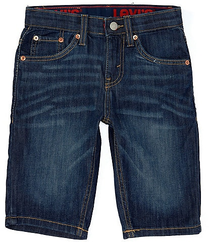 Levi's® Big Boys 8-20 Slim-Fit Lightweight Performance Denim Shorts