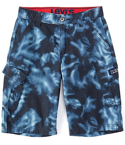 Levi's® Big Boys 8-20 Tie-Dye Relaxed-Fit Cargo Shorts