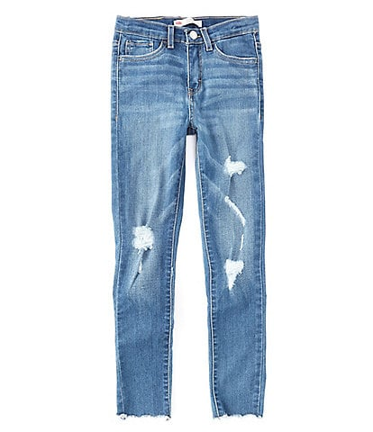 Levi's® Big Girls 7-16 720™ High-Rise Super-Skinny Jeans
