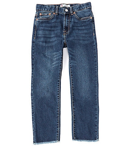 Levi's Big Girls 7-16 High Rise Ankle Straight Jeans