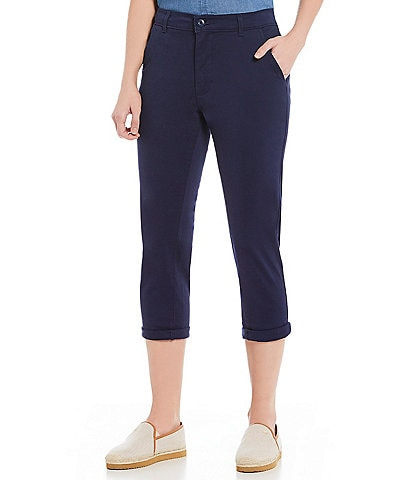 Levi's® Classic Chino Roll-Cuff Crop Pants