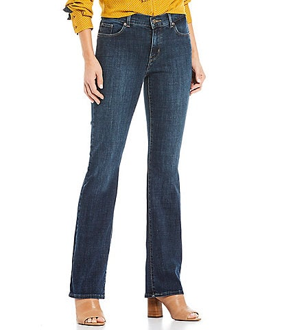 Levi's® Floral Embroidered Classic Bootcut Jeans