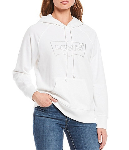 Levi's® Graphic Long Sleeve Sport Hoodie