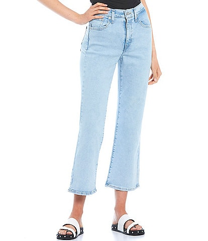 Levi's® High-Rise Cropped Flare Jeans