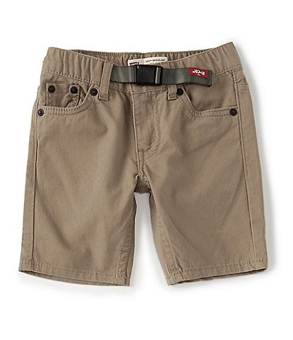 Levi's® Little Boys 2T-7 502 Camp Shorts