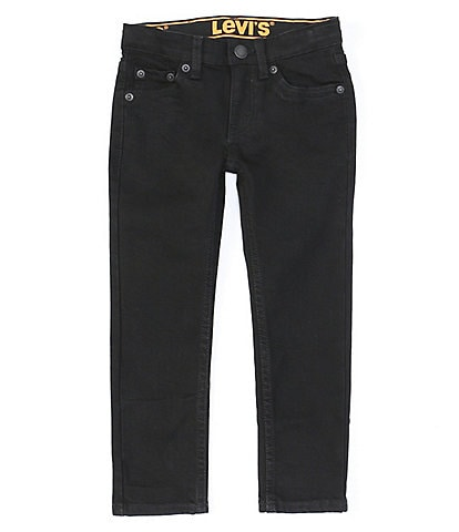 Levi's® Little Boys 2T-7 510™ Skinny-Fit Everyday Performance Jeans