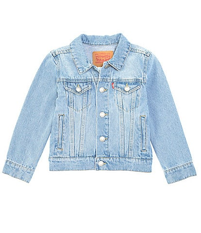 Levi's® Little Boys 2T-7 Denim Trucker Jacket