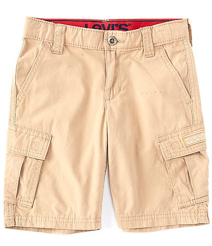 Levi's® Little Boys 2T-7 Relaxed-Fit Cargo Shorts