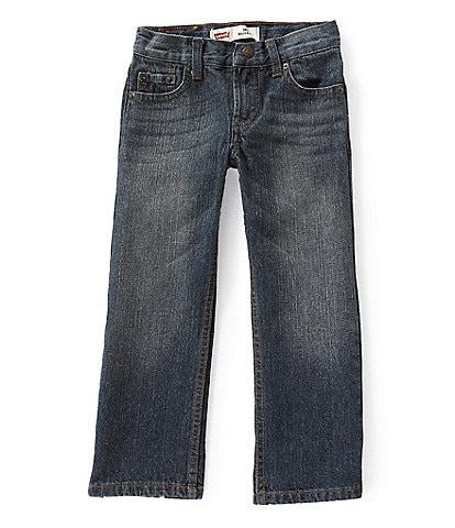 Levi's® Little Boys 2T-7X 505 Regular-Fit Jeans